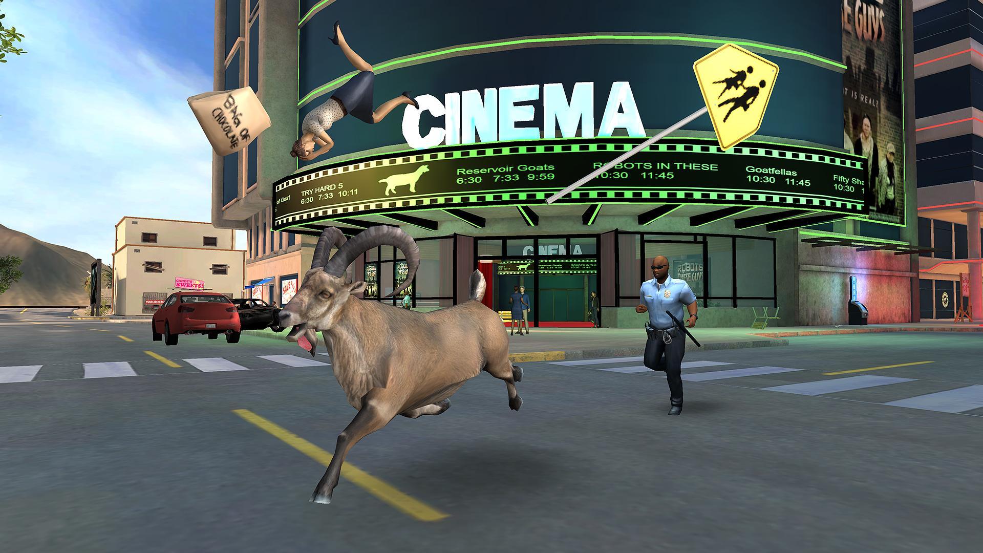 Goat Simulator Payday para Android