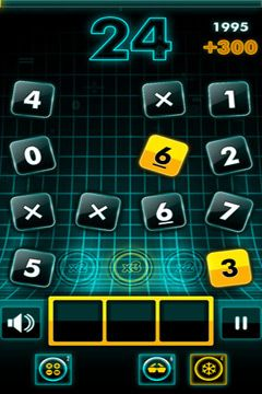 Скріншот Strength in Numbers на iPhone