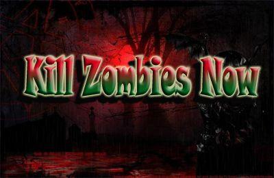 логотип Убей Зомби немедля!