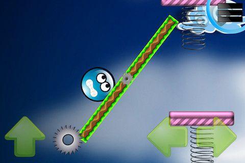 Arcade-Spiele: Lade Go Go Ball auf dein Handy herunter