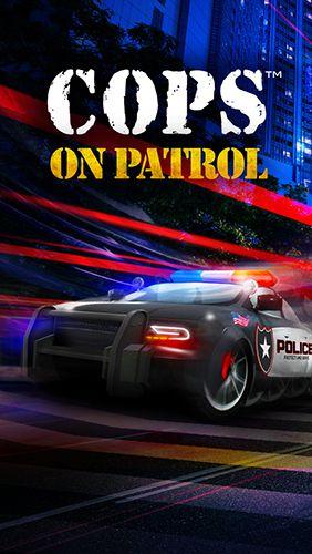 logo Policías de patrulla