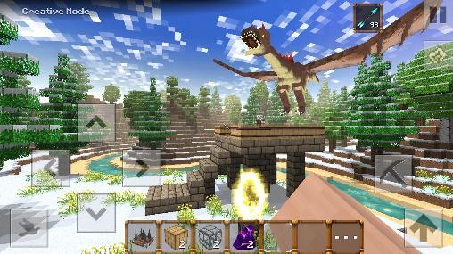 Sandbox-Spiele Winter blocks 2: Exploration auf Deutsch