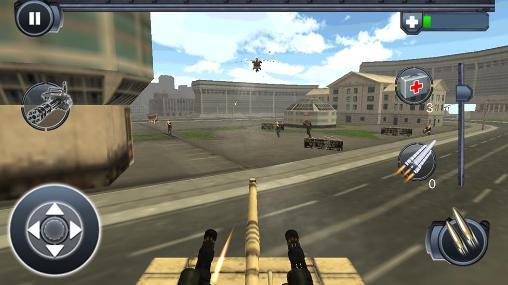 Tank war: Revolution скриншот 4