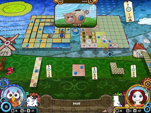 Arcade-Spiele: Lade Flickwerk auf dein Handy herunter