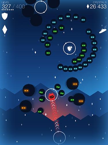 Arcade-Spiele Orbia für das Smartphone