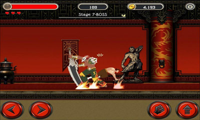 Kung Fu Quest The Jade Tower für Android