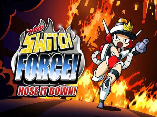 logo Mighty Switch Force! Lösche es!