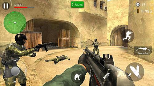 Counter terrorist mission для Android