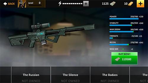 Klare Sicht 4: Brutaler Sniper auf Deutsch