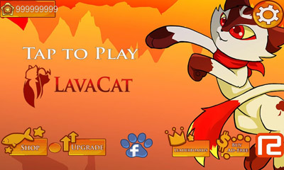 LavaCat screenshots