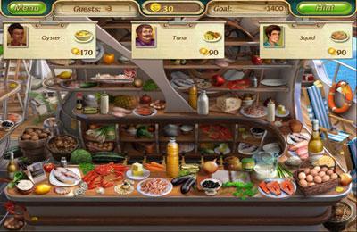 Gourmania 3 para iPhone gratis