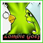 Zombie sports: Golf Symbol