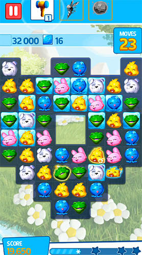 Puzzle pets: Popping fun! Screenshot-Spiel