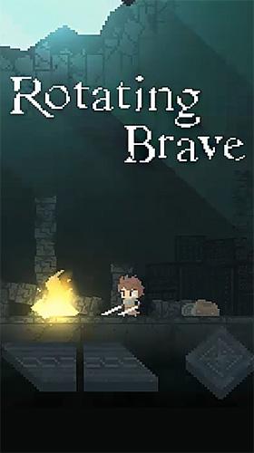 Rotating brave Screenshot