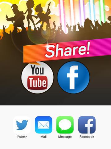 Screenshot Musikspiel - Zya auf dem iPhone