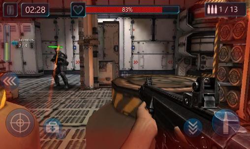 Battlefield interstellar скріншот 1