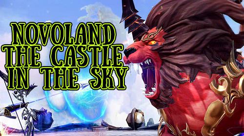 Novoland:The castle in the sky скриншот 1