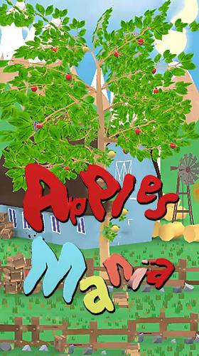 Apples mania: Apple catcher Screenshot