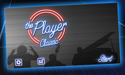 The Player:  Classic Symbol