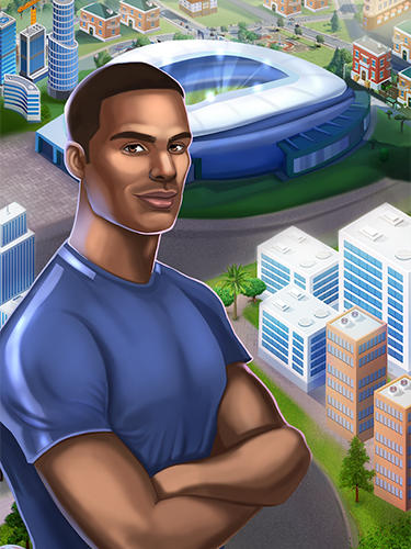 Sport Soccer star 2019: Ultimate hero. The soccer game! für das Smartphone