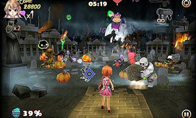 Zombie Panic in Wonderland para Android
