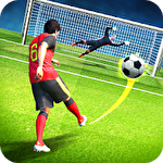 Soccer hero: Manage your team, be a football legend icono