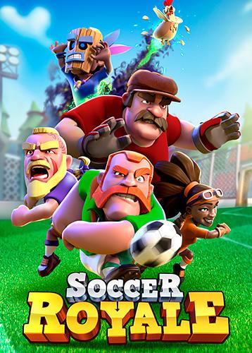 Soccer royale 2018, the ultimate football clash! Screenshot
