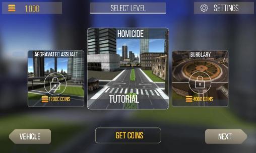 Cop duty: Simulator 3D für Android