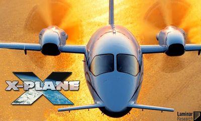 Иконка X-Plane 9 3D