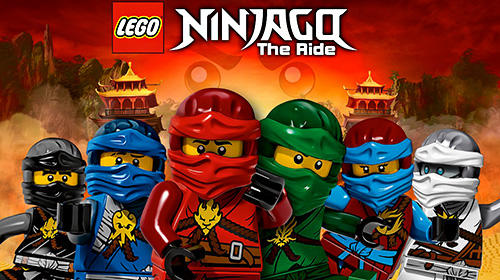 LEGO Ninjago: Ride ninja screenshots
