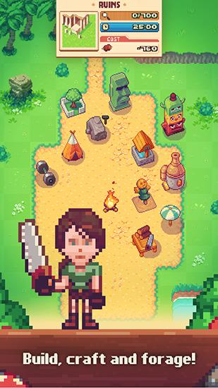 Tinker island pour Android