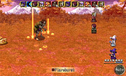 RPG Eclipse of illusion capture d'écran 1