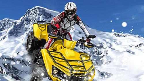 ATV snow simulator auf Deutsch