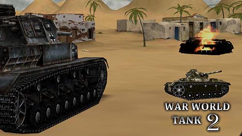 War world tank 2 captura de tela 1