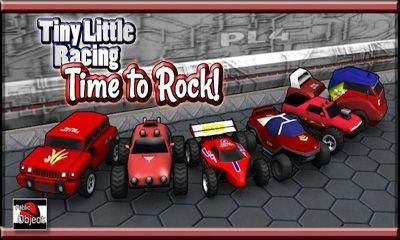 Tiny Little Racing: Time to Rock captura de pantalla 1
