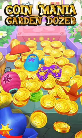 Coin mania: Garden dozer Screenshot