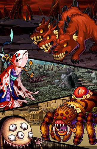 Soul saver: Idle RPG screenshot 2