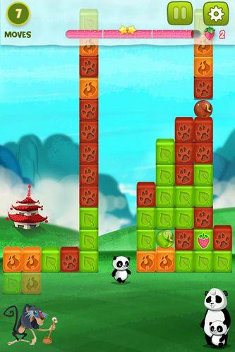 Panda Jam für iPhone