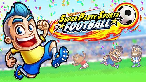 logo Super Party Sports: Fußball
