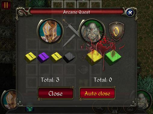 Arcane quest: Adventures Screenshot
