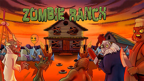 Zombie ranch: Battle with the zombie скріншот 1