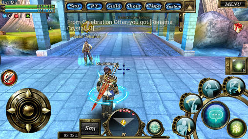 Aurcus online: The chronicle of Ellicia para Android