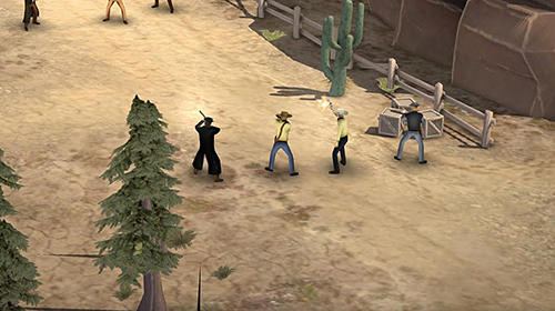 Bloody west: Infamous legends for Android