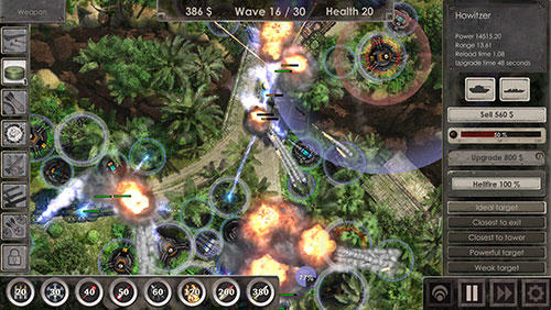 Defense zone 3 for Android