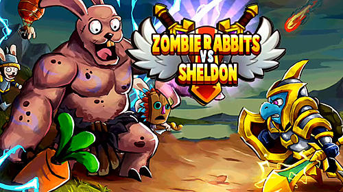 Zombie rabbits vs Sheldon Screenshot
