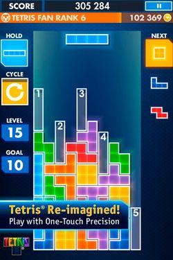 Simulator-Spiele: Lade TETRIS auf dein Handy herunter