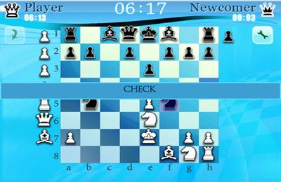 Screenshot Schach Klassik auf dem iPhone