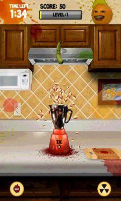Annoying Orange. Kitchen Carnage скриншот 4