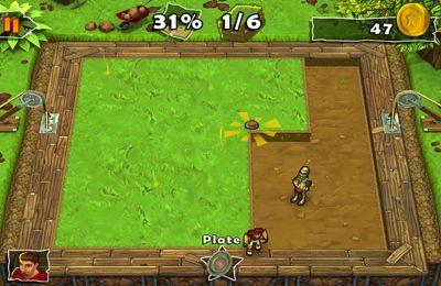 Arcade-Spiele: Lade Grabe los! auf dein Handy herunter