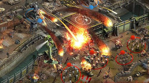 Z-empire: Dead strike für Android